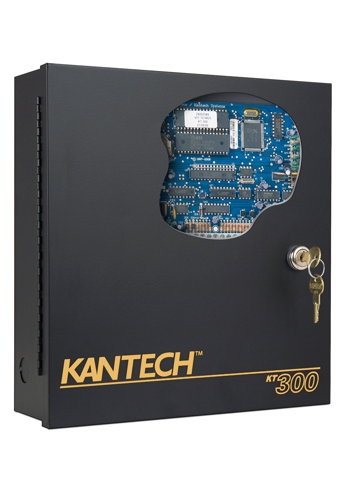 kantech residential card access