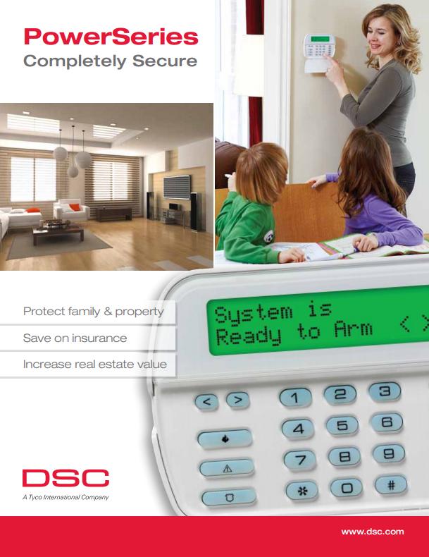 DSC Power Series PDF