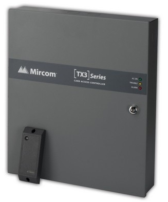 Mircom Residential Card Access PDF