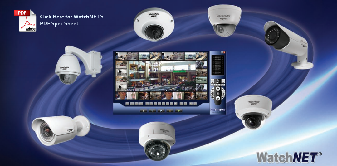 WatchNET Video Security System