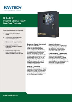 Kantech Commercial Card Access PDF