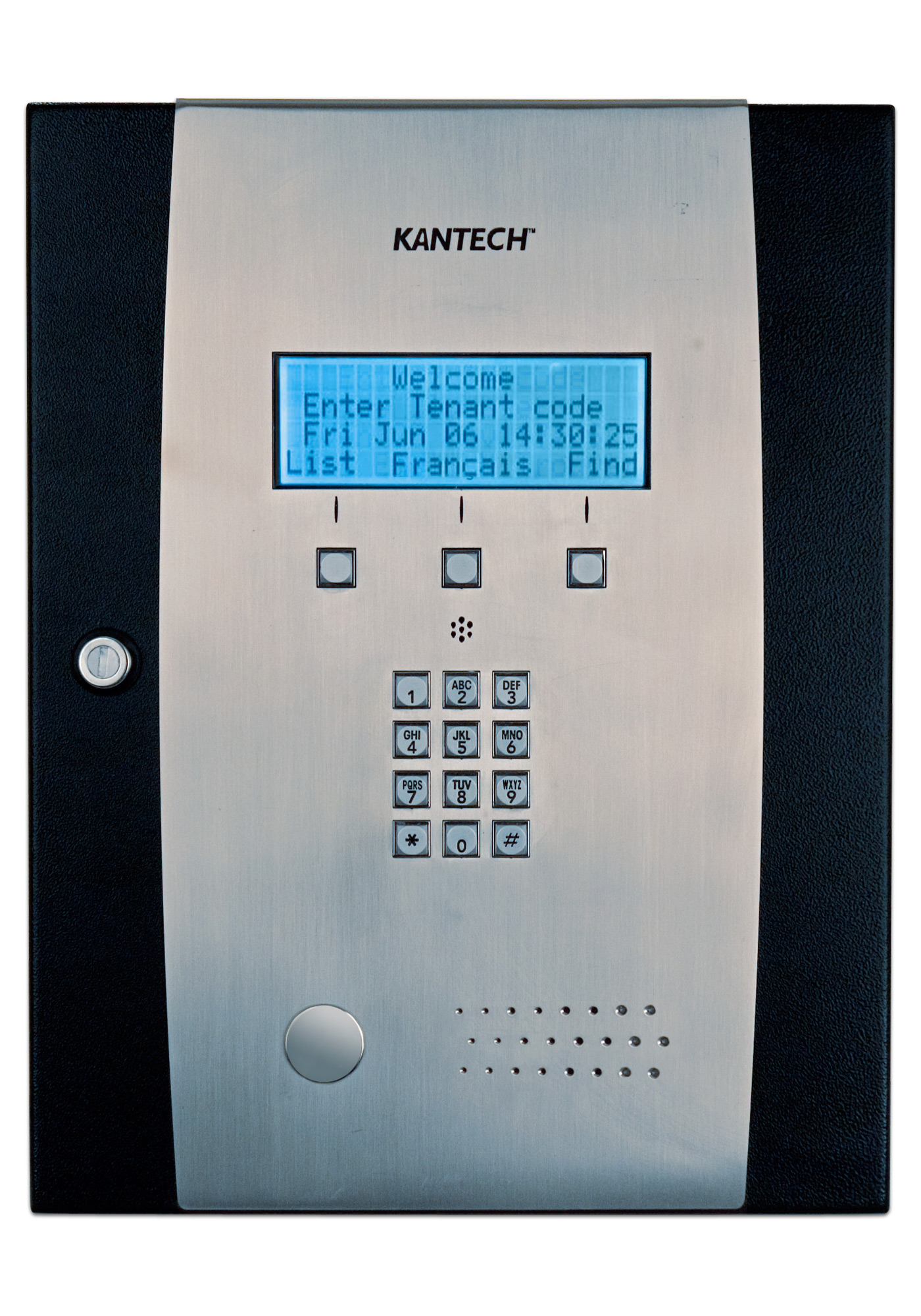 Kantech Commercial Intercom System Centurion Alarm And Lock