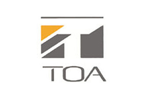 TOA PA Audio System